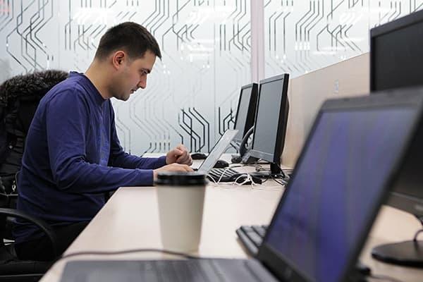 Назван российский город случшим интернетом