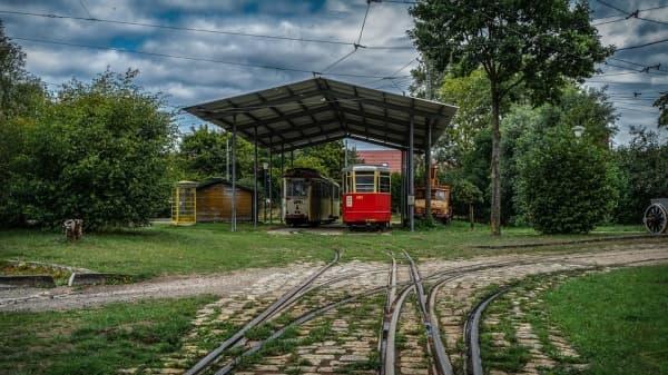 Начат ремонт трамвайных путей у метро «Семеновская»