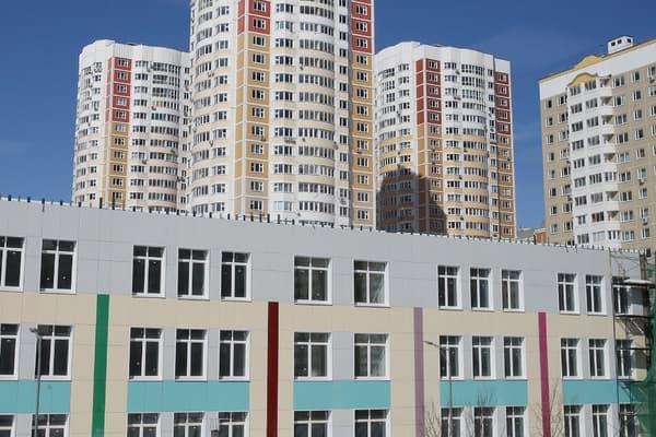 Новая Москва опередила «старую» по росту цен на жилье