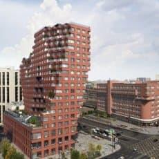 Комплекс RED7 от ГК Основа стал финалистом крупнейшей международной архитектурной премии