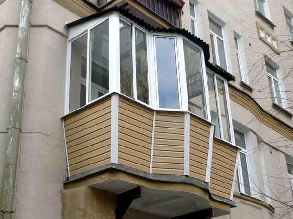 Остекление балкона алюминиевым профилем: Отзывы