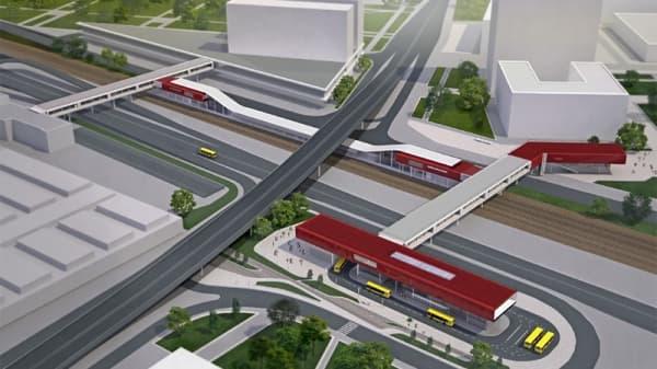 На станции МЦК ЗИЛ запланировано строительство дополнительных выходов