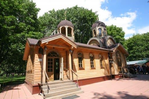 Храм в честь святого равноапостольного великого князя Владимира будет возведен в ВАО