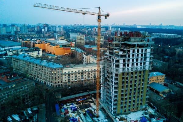 Россия избежала кризиса нарынке жилья