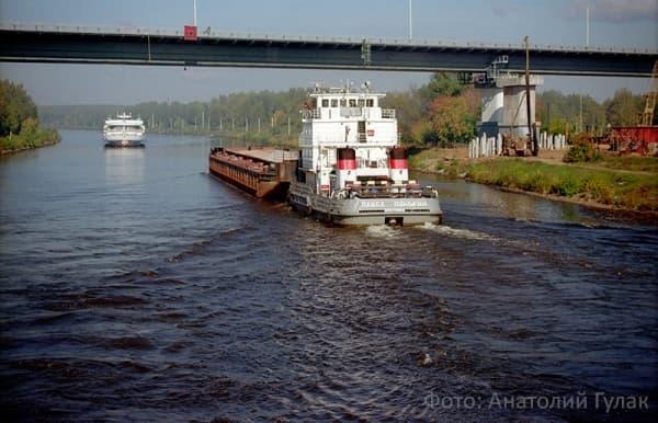 Начался капремонт на гидроузлах Канала имени Москвы