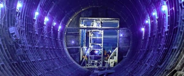 Начато строительство семи станций Коммунарской линии метро