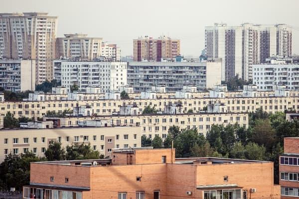 Названы районы Москвы ссамыми желанными квартирами