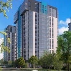 Старт продаж в новом корпусе Семейного квартала ЖК Одинград
