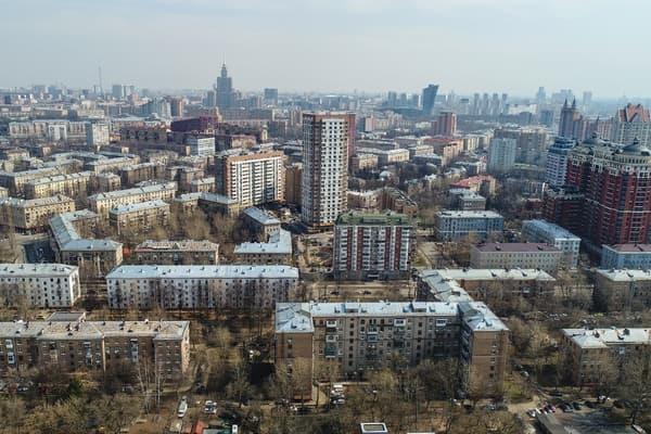 Самый дешевый квадратный метр Москвы нашли вЛюблино