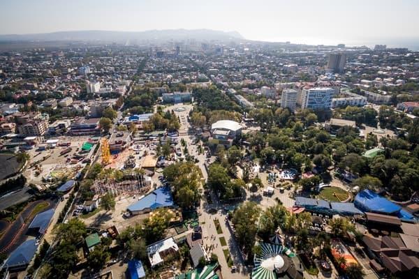 Названы курорты России ссамым дешевым жильем