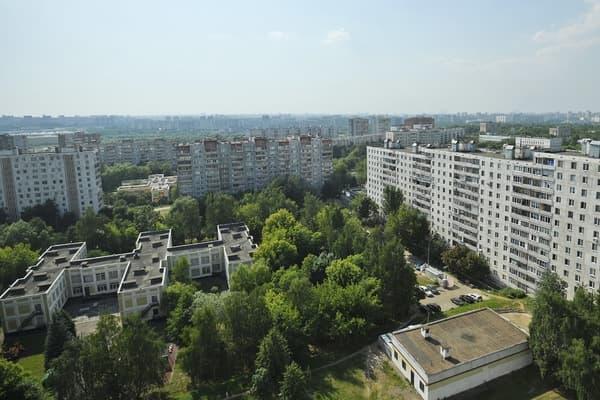 Торг намосковском рынке жилья сочли неуместным