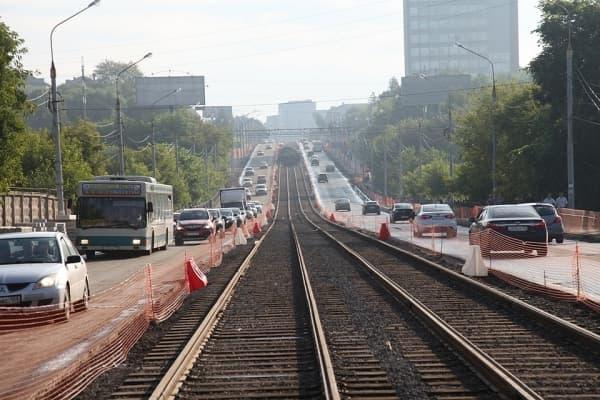 Что станет с трамвайными путями в районе Соколиная гора