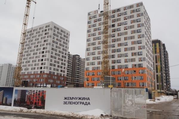 Левкин отчитался о столичных долгостроях в Зеленограде, Юго-Восточном и Северо-Западном