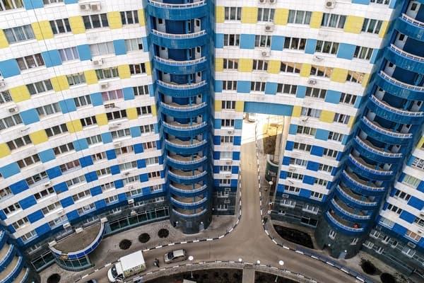 Московское жилье оказалось недоступнее лондонского