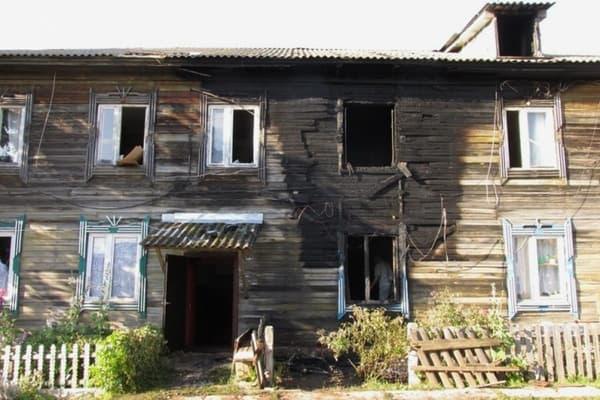 Россиянка затеяла стирку и сожгла две квартиры