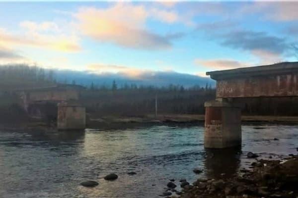 Кто украл мост на реке Умба