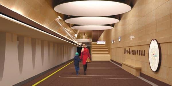 Мотивы среднеазиатской архитектуры будут использованы при оформлении станции метро «Юго-Восточная»