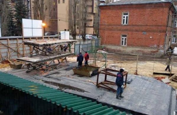 Что пять нашли на стройке в Екатеринбурге