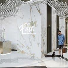 Лифты KONE с дизайнерской отделкой Graphite&Silver установят в ЖК FREEDOM
