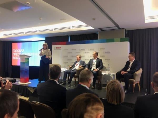 На что держит курс ГК Bosch в России