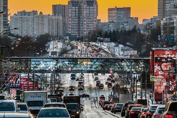 Названы районы Москвы ссамыми тесными квартирами
