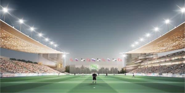Реконструкция стадиона «Торпедо» отдана французскому архбюро