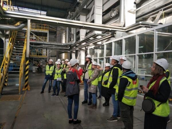 Компания ТЕХНОНИКОЛЬ запустила программу промышленного туризма на своих заводах в Рязани