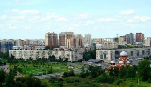 Петербуржцы выбирают жилье возле парков и скверов