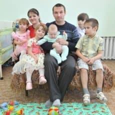 Многодетным россиянам помогут выплатить ипотеку