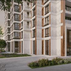 Старт продаж квартир в жилом квартале RIverSky