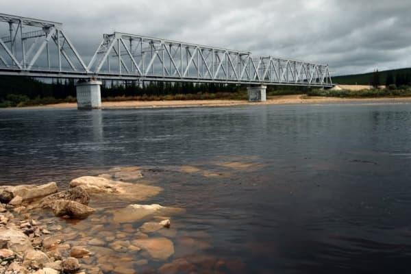 Кто будет стоить мост в Якутии через Амгу