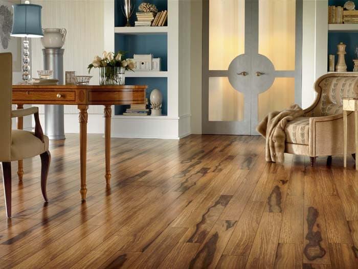 Хороший деревянный пол. Из чего сделать, как ухаживать?