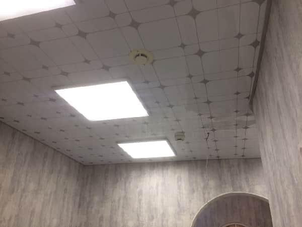 Комбинированные потолочные конструкции