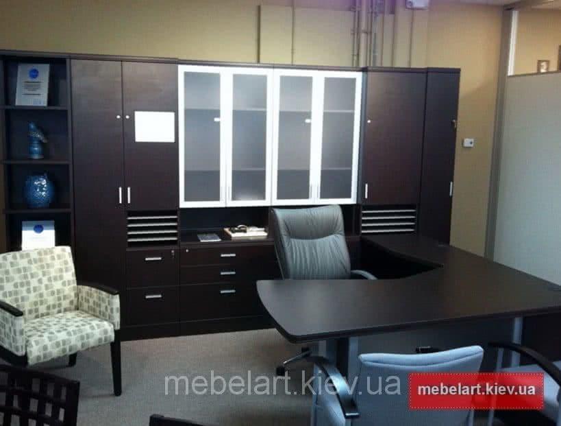 Офисная мебель на заказ – стильная, надёжная и долговечная