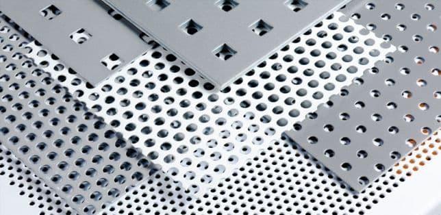 Перфорация метала – высокий уровень сервиса, оперативность, гарантия качества