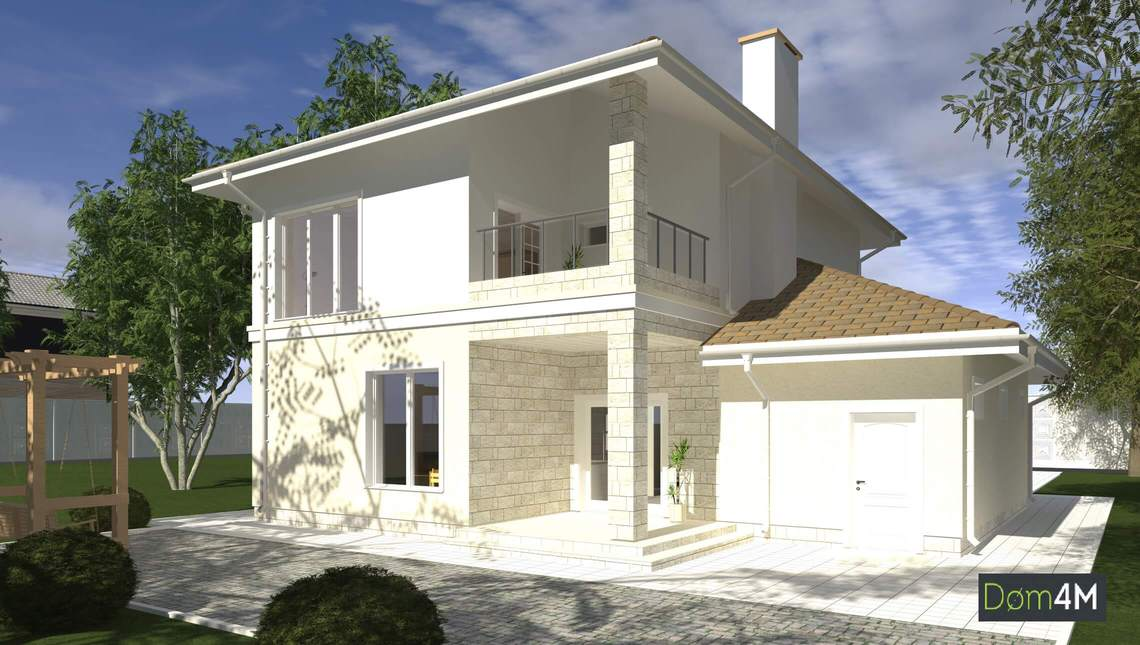 Проекты домов и проекты коттеджей в Украине – помощь профессионалов по разумным ценам