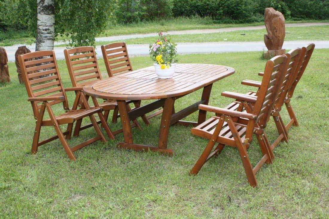 Садовая мебель для дачи от «ПаркМебели» – первоклассный сервис, гарантия качества