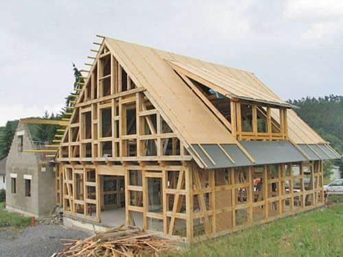 Строительство каркасных домов: за и против