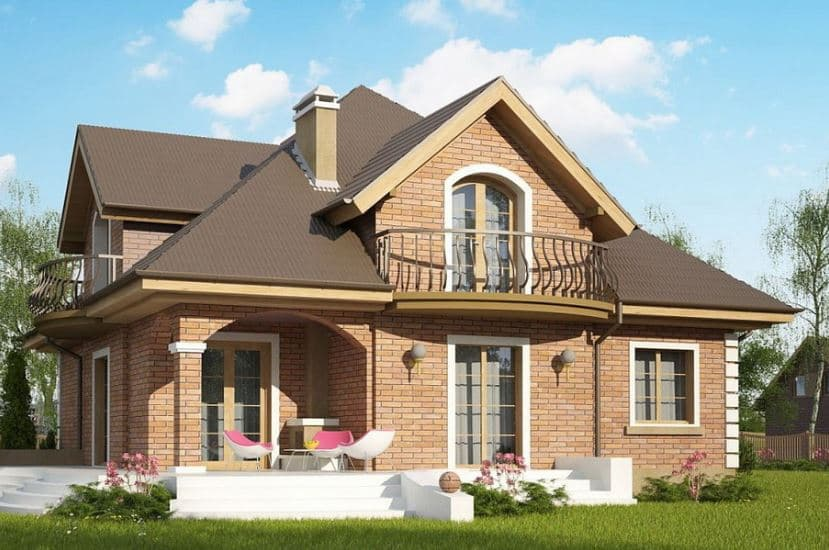 Строительство кирпичных домов – профессиональный подход