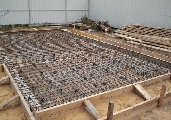 Технология строительства гаража из бруса своими руками