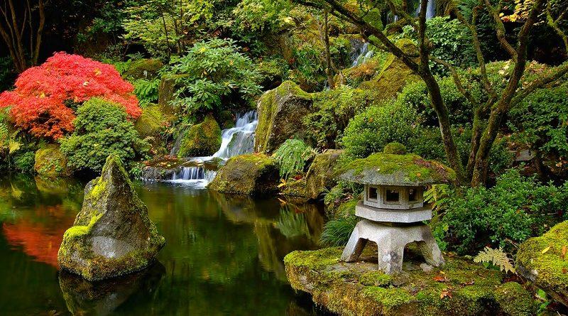 Секреты японского сада