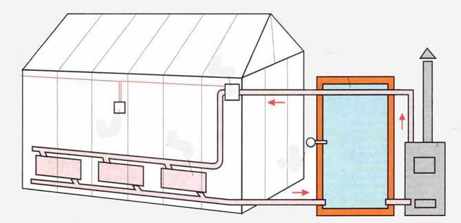 Устройство и схемы теплиц на даче