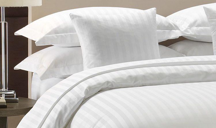 Выбор постельного белья для гостиниц