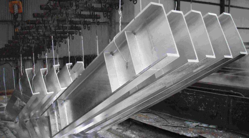 Технология оцинковки металлопроката