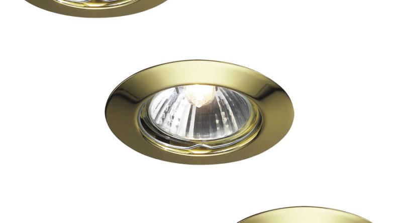 Точечные светильники: удачное решение современного дизайна