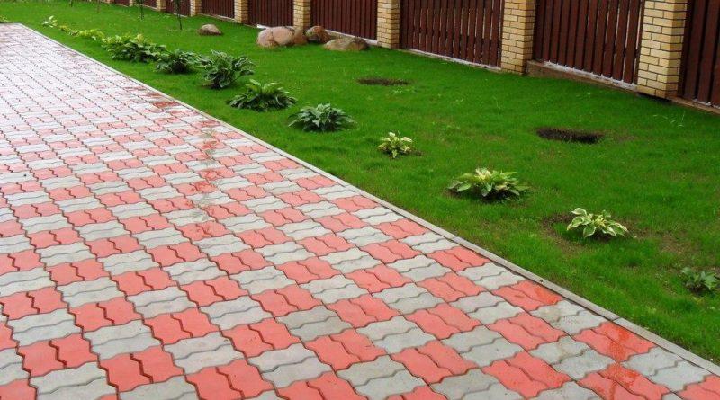 Тротуарная плитка: прекрасный искусственный материал