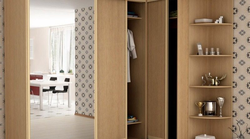 Удобные и практичные шкафы