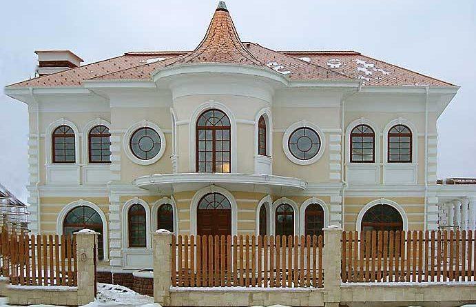 Фасадный декор и гипсовая лепнина