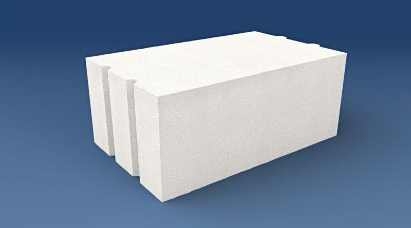 Характеристики пазогребневых блоков