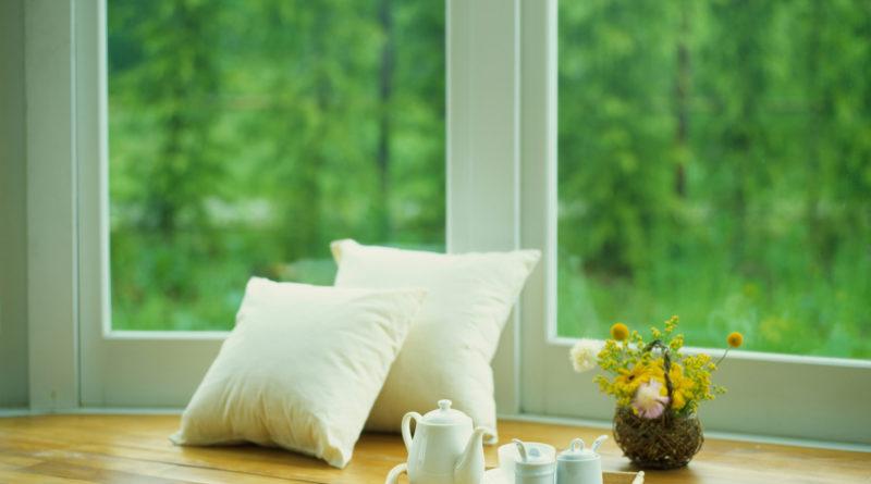 Хорошее окно экономит тепло в доме